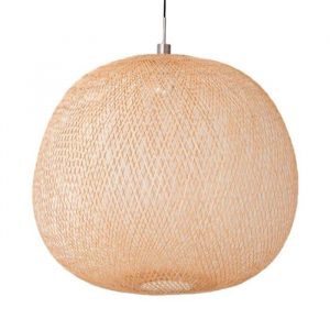 Bamboe hanglamp van Ay Illuminate