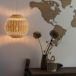 Bamboe lampen van Misterbamboe