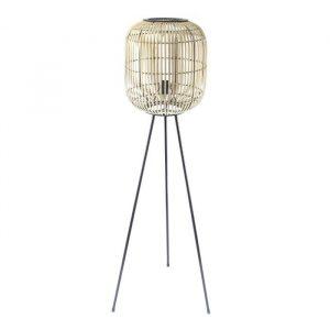 Bamboe vloerlamp sunlight large
