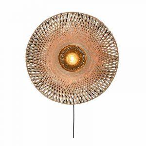 Bamboe hanglamp kalimantan L van Good&Mojo