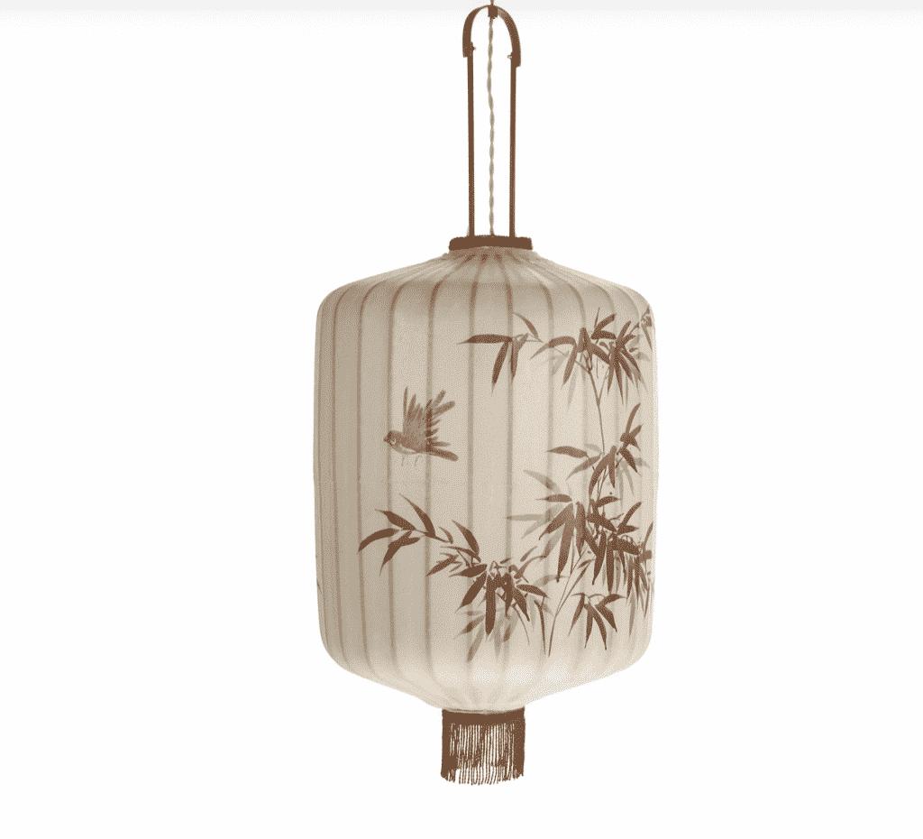 Bamboe hanglamp van hkliving