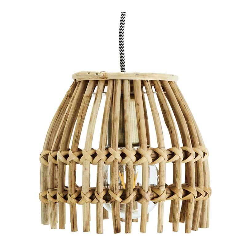 Bamboe hanglamp van Madam Stoltz