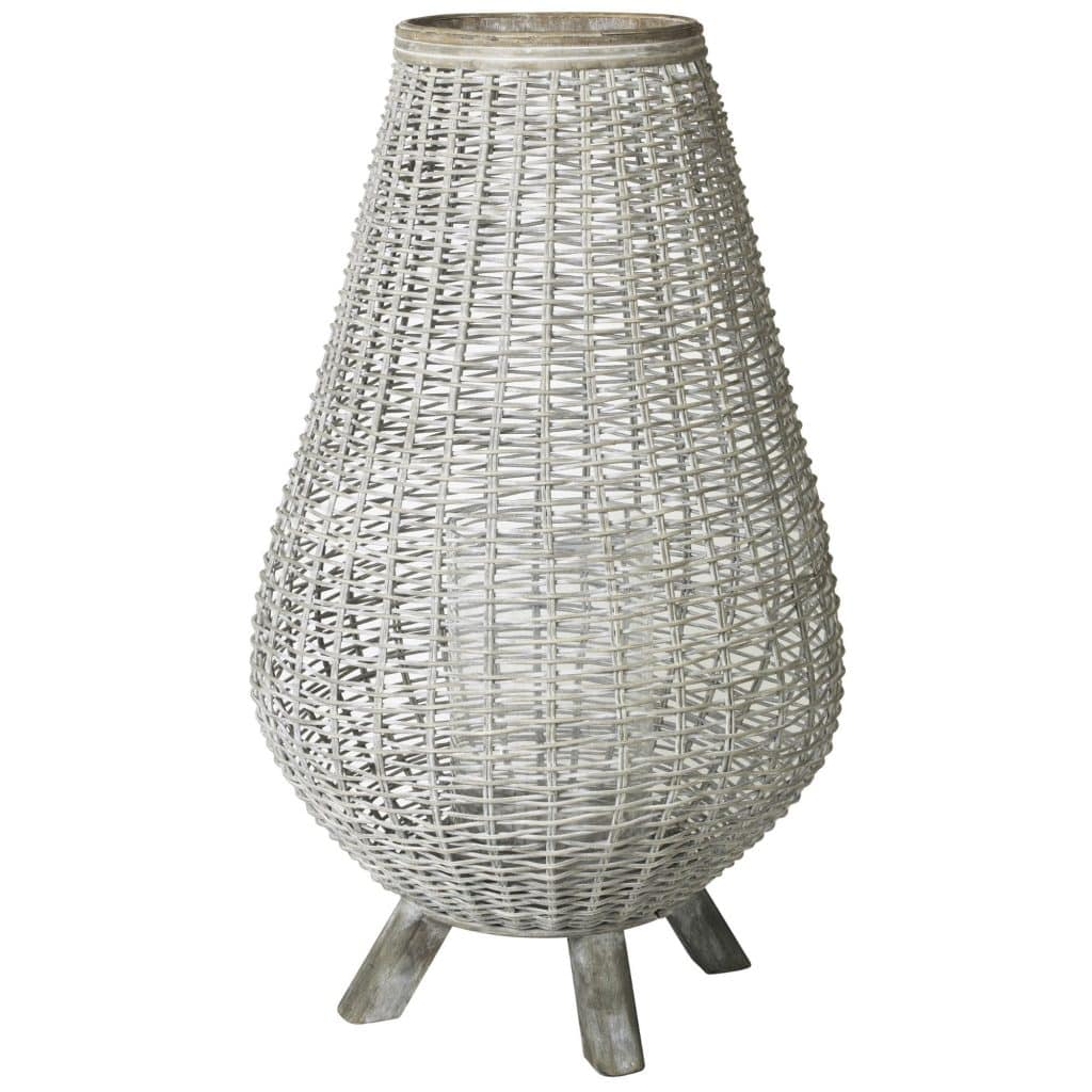 Bamboe windlicht van Broste Copenhagen