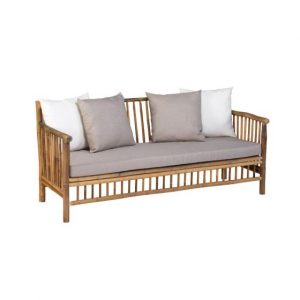 Exotan bamboe loungebank van Fonteyn