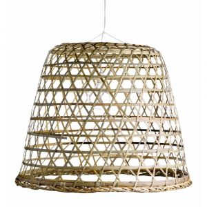Bamboe lampenkap van Tine k home