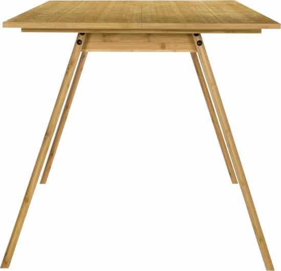 Eettafel van bamboe van bol.com