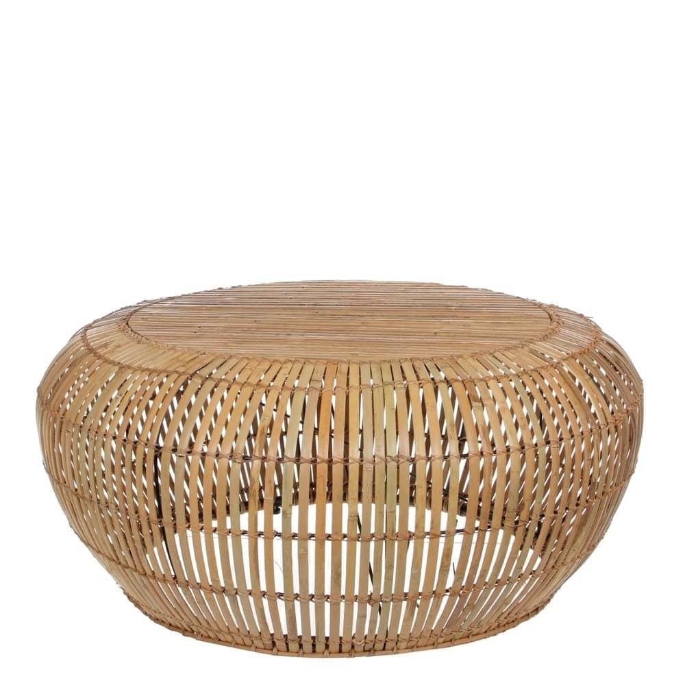 Bamboe tafel van Casa vivante