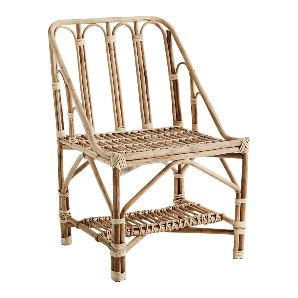 Bamboe stoel van Madam Stoltz