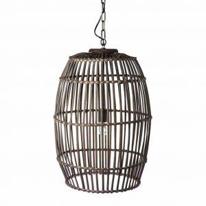 Bamboe hanglamp urban van het merk Riverdale