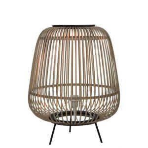 Nimes bamboe tafellamp van Mica Decorations