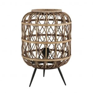 Bamboe tafellamp lea van Mica