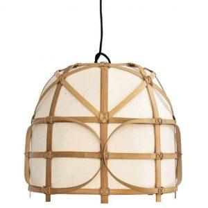 Bagobo hanglamp small r van Ay Illuminate
