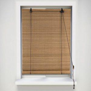 Bamboe rolgordijn van Xenos
