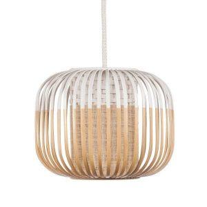 Witte hanglamp extra small van Forestier