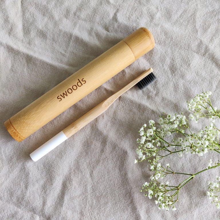 Swoods bamboe tandenborstel