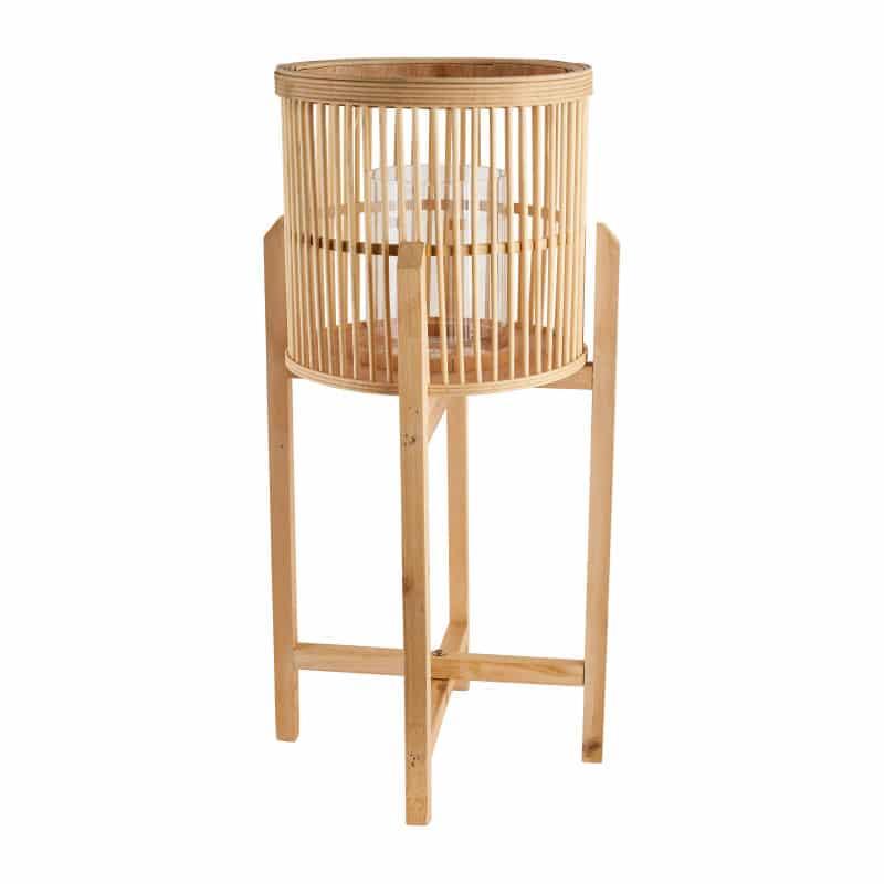 Bamboe lantaarn van Xenos