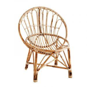 Bamboe fauteuil van madam stoltz
