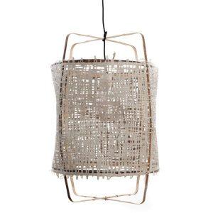 Z11 hanglamp grijs paper van Ay Illuminate