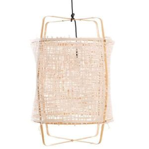Z22 hanglamp naturel paper van Ay Illuminate