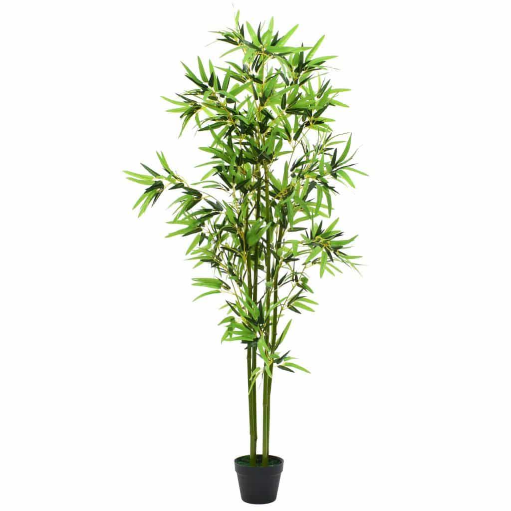 Bamboe kunstplant 175 cm vidaxl