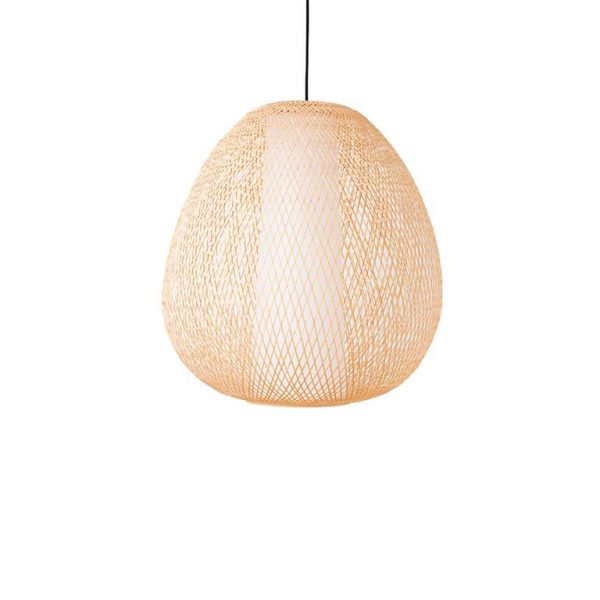 Twiggy egg hanglamp naturel van Ay Illuminate