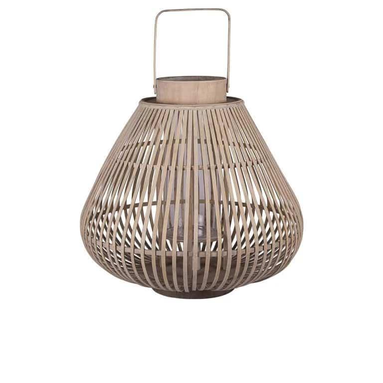 Bamboe lantaarn shara van Broste Copenhagen