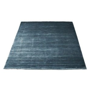 Bamboe vloerkleed stiffkey blue van Massimo