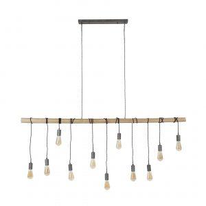 Bamboe hanglamp van davidi design