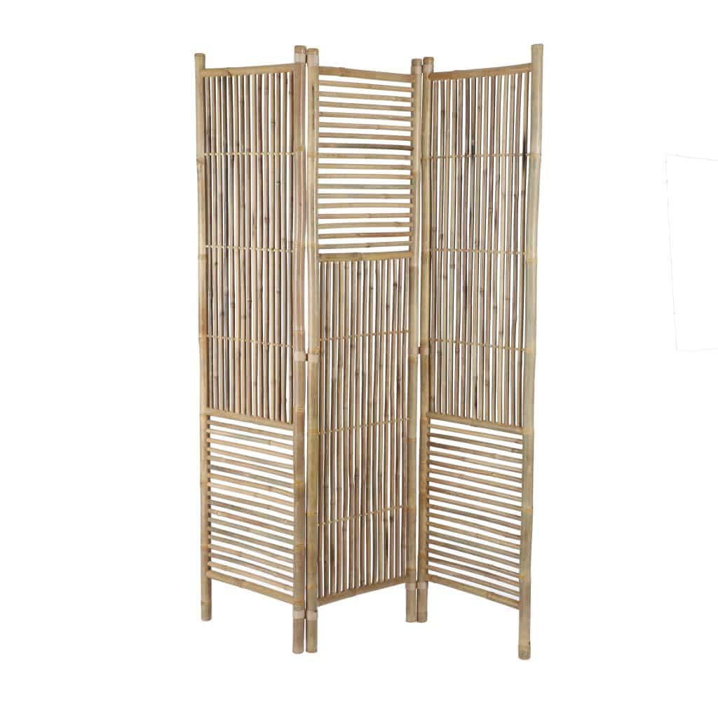 Bamboe kamerscherm tropical van Mica Decorations