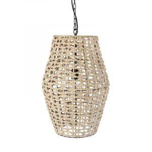 Bamboe hanglamp pure naturel van riverdale
