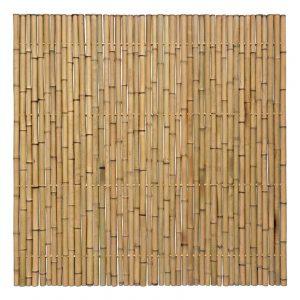 Bamboe schutting trendline van bamboo import