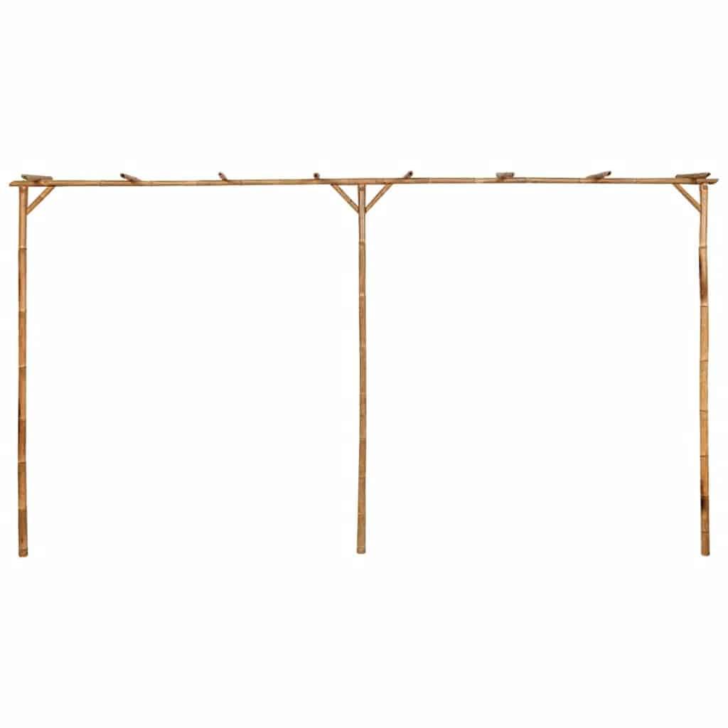 vidaxl-pergola-bamboe-385x40x205-cm