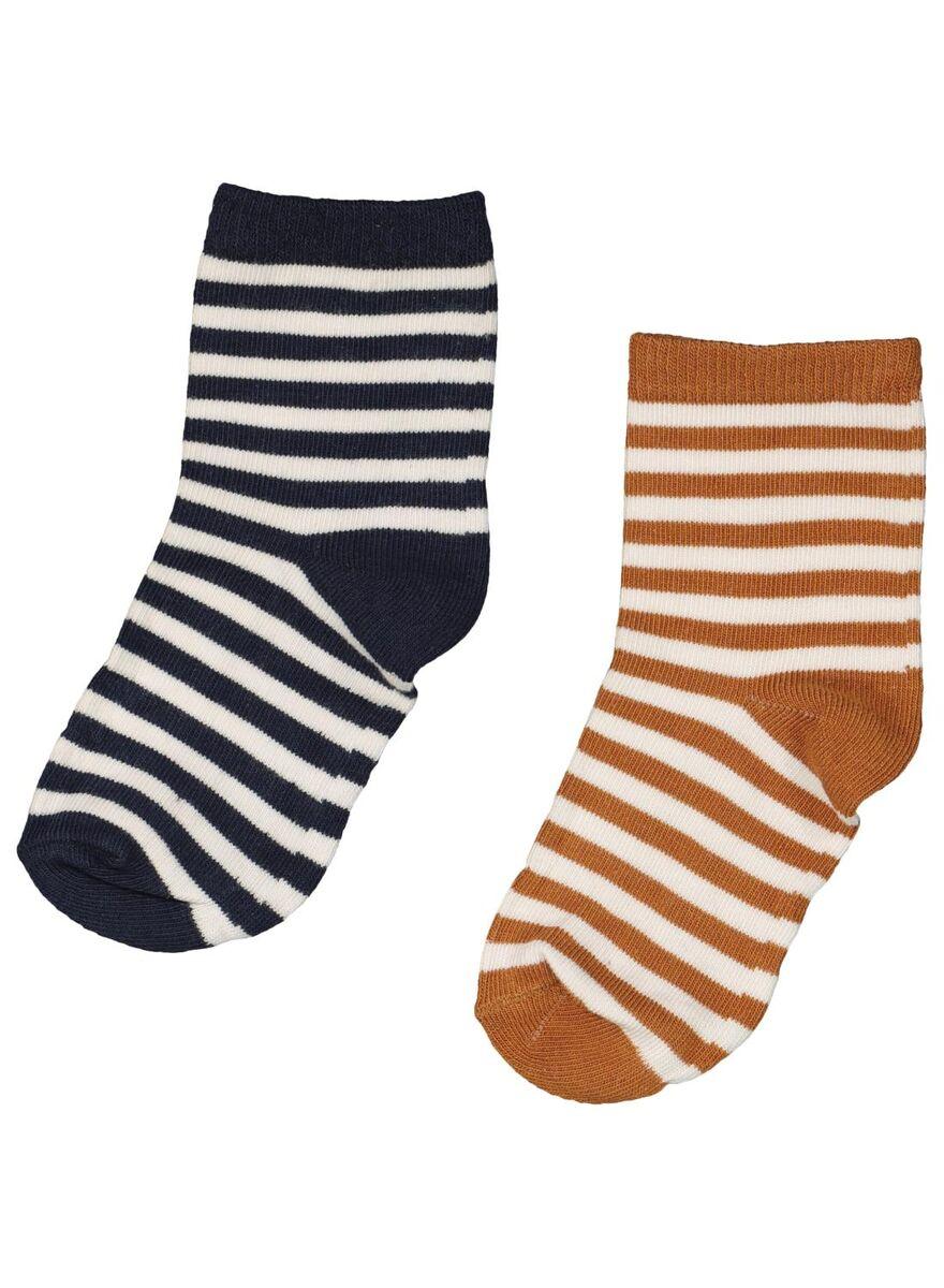 Bamboe baby sokken van de Hema