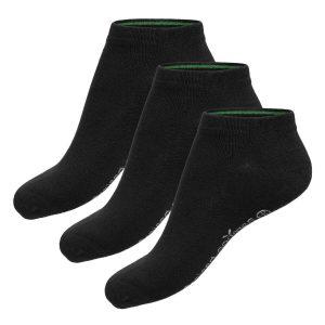 Zwarte bamboe sokken dani van bamboo basics