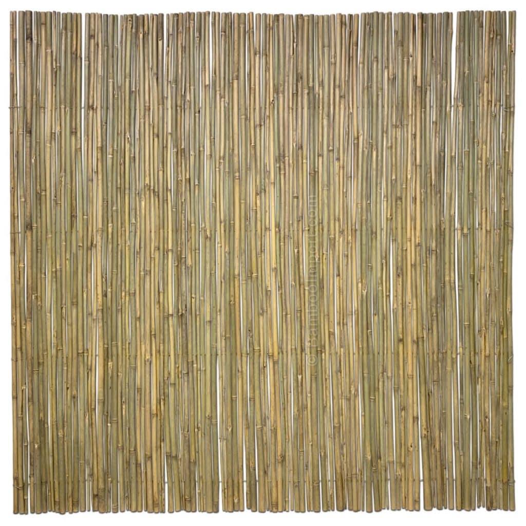 Bamboe mat op rol budget van bamboo import