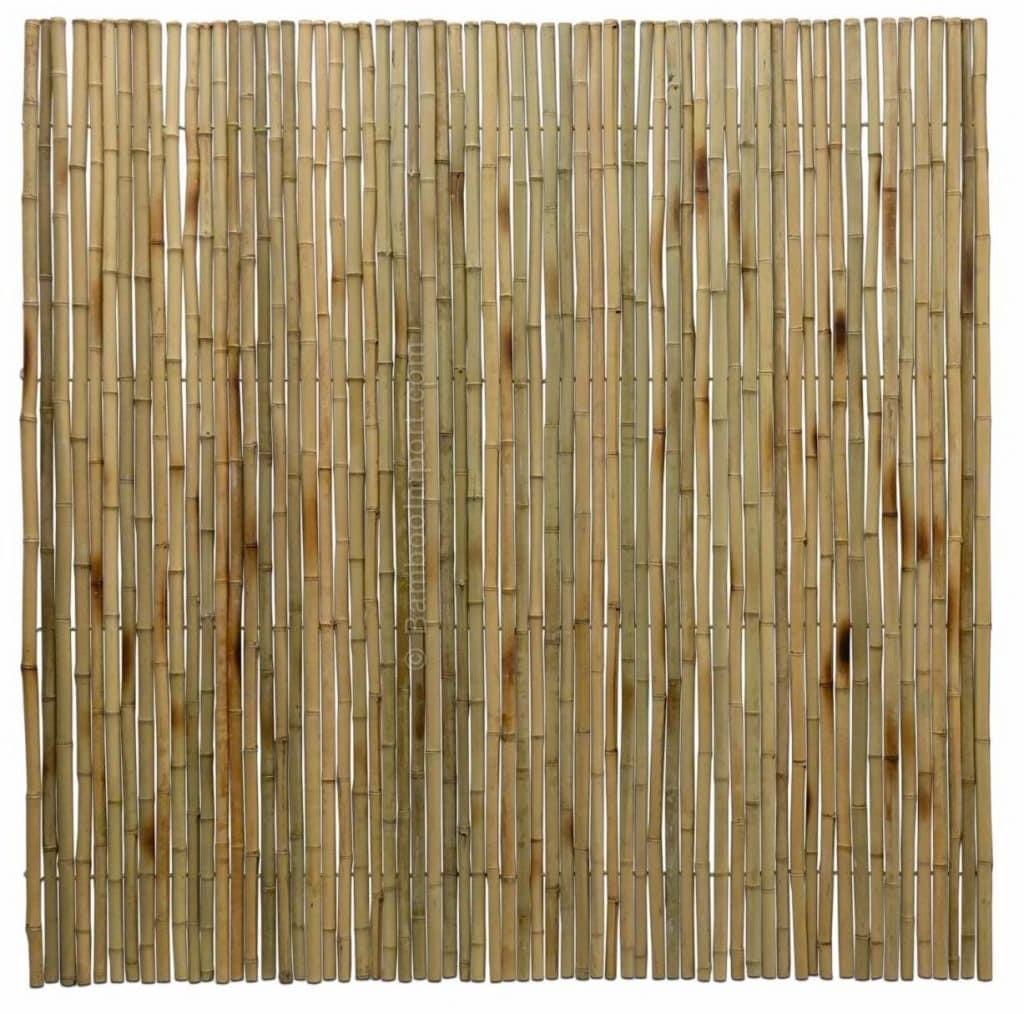 Bamboe mat op rol van bamboo import