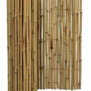 Bamboemat op rol 250x100 cm van bamboo import