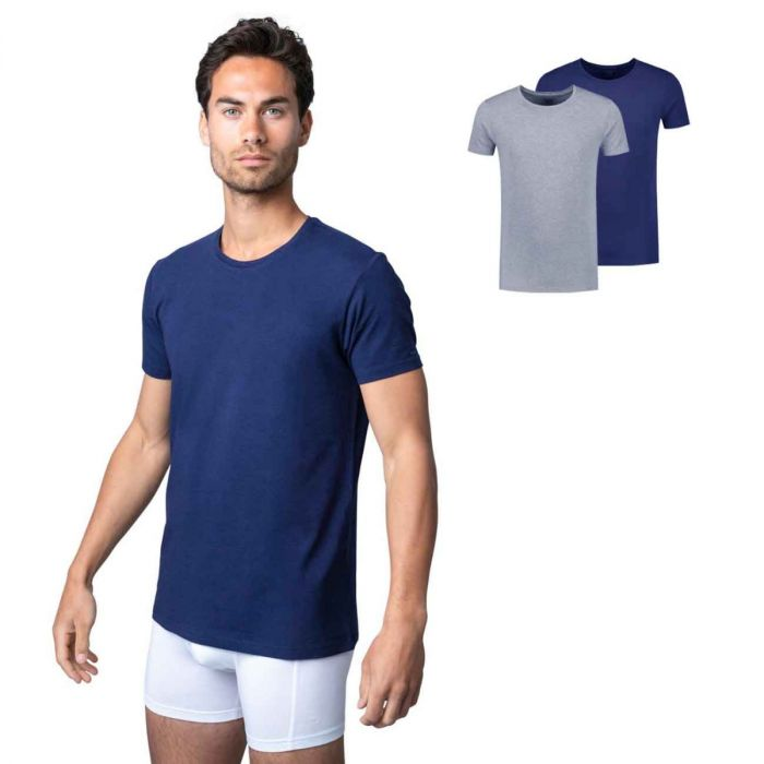 Bamboe t-shirt adams van Bamigo