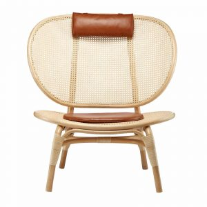 Bamboe loungestoel nomad chair