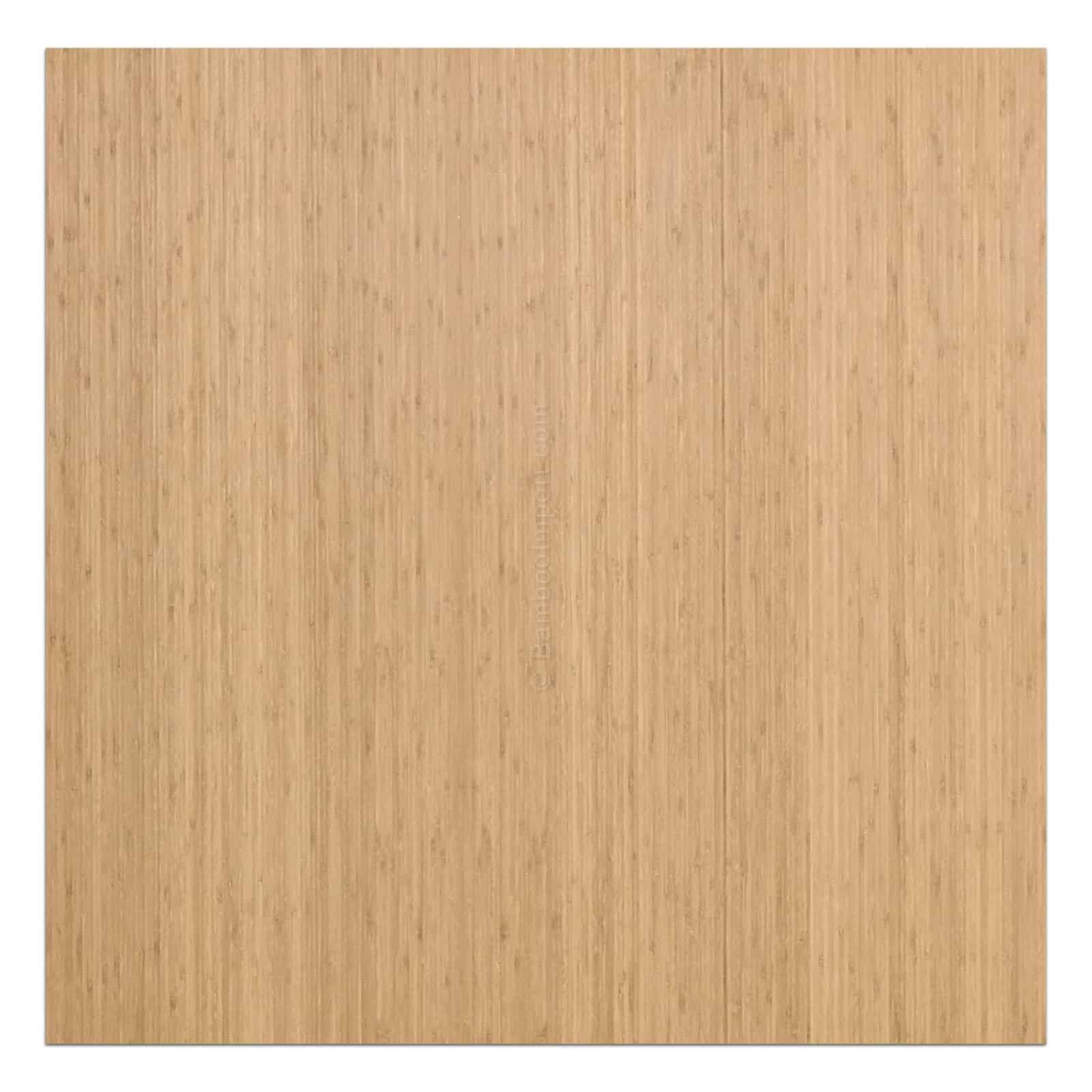 Bamboe plaat caramel 3 laags verticaal geperst 1215x1220x30 mm