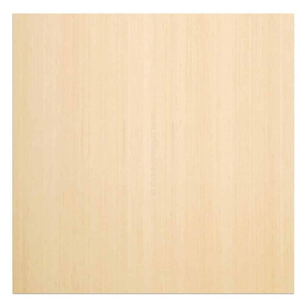 Bamboe plaat naturel 5 laags verticaal geperst 1215x1220x20 mm