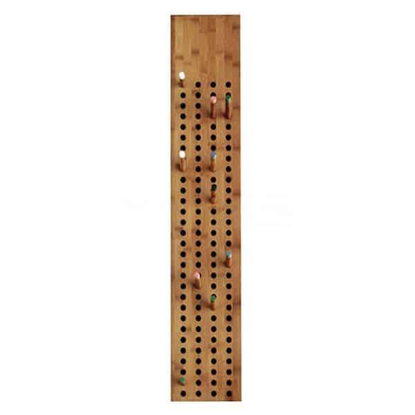Verticale kapstok bamboe