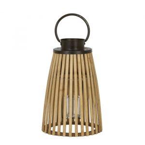 Bamboe lantaarn pavia van light&living