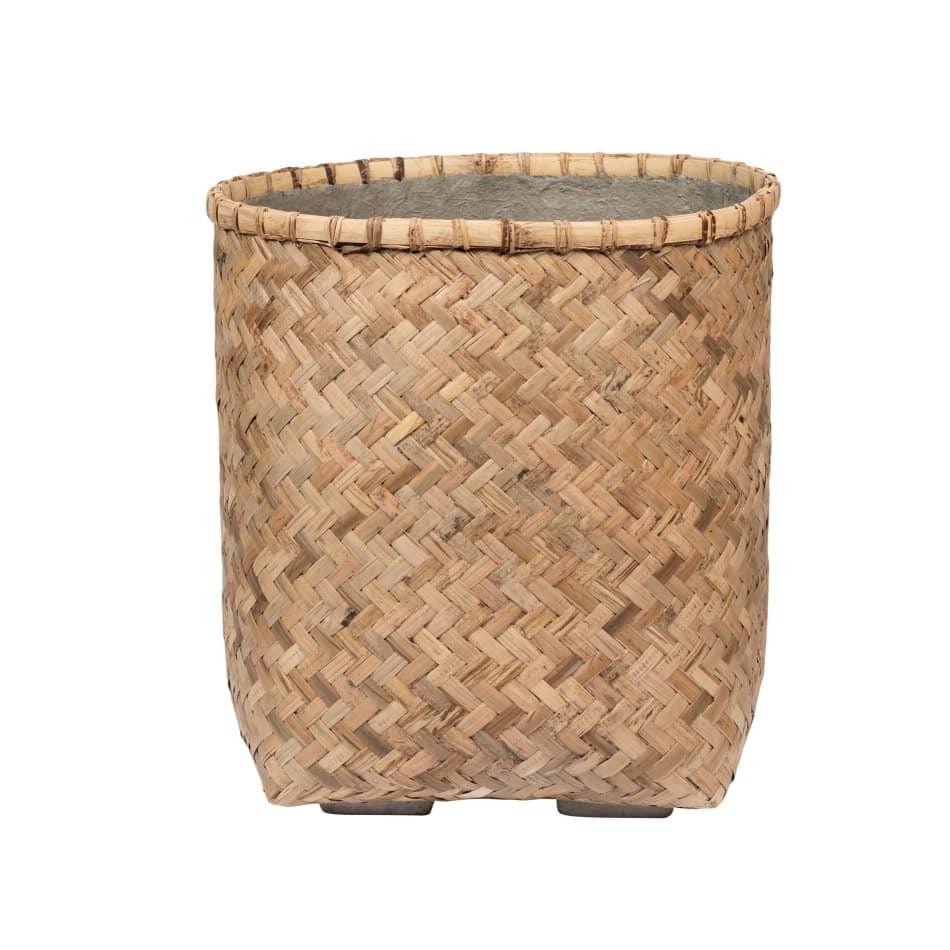 Bamboe plantenbak van pottery pots