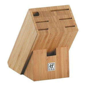 Bamboe messenblok van zwilling