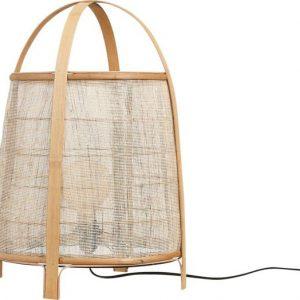 Bamboe tafellamp firenze van mica decorations