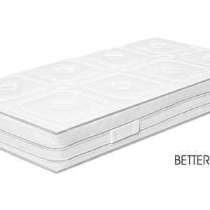 Bamboe matras better night latex 90x200 cm