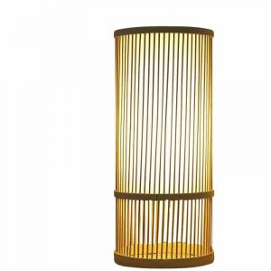 Bamboe tafellamp maya van fine asianliving