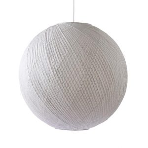 Hkliving bamboo paper hanglamp