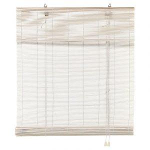 Bamboe rolgordijn 120x160 cm van de kwantum